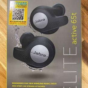 Jabra Elite Active 65t (Titanium Black)