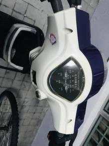 E-BIKE (Electric Bike)