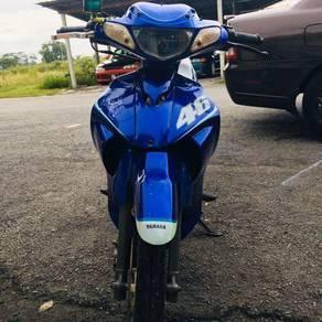 2004 Yamaha 125Z