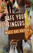 Magic bag holder