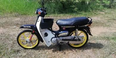 Honda ex5.