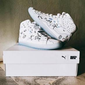 PUMA x SHANTELL MARTIN Clyde Mid Sneakers shoe