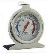 Thermometer for Baking Oven [C / F]