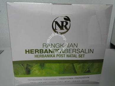 Rangkaian herbanika bersalin nona roguy NR