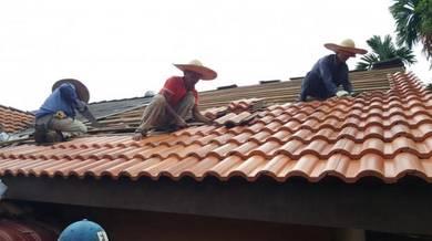 Bumbung, Awning, Grill dan Pagar
