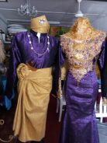 Baju Sanding Purple