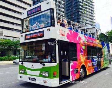 KL Double Decker City Tour Bus | AMI Travel