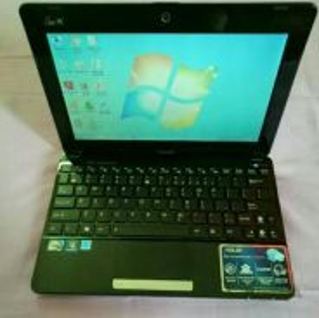 Notebook Asus Eepc 1011cx