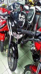 Yamaha rxz 5pv catalyzer full ori