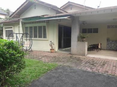 Seksyen 8 Petaling Jaya 1 Storey Bangalow 8000 sf - Furnished