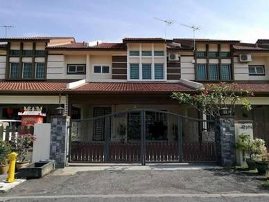 Ipoh Bandar seri Botani 2sty Terrace House