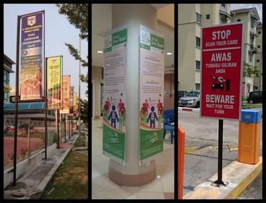 Billboard, Signage, 3D, Signboard, Banner