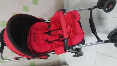 Stroller HALFORD DX