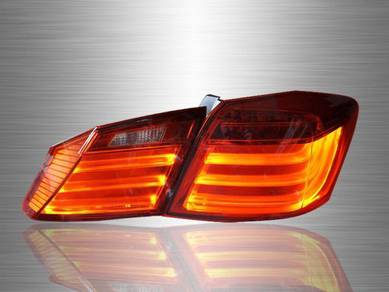 Accord LED Sequential Signal Light Bar Tail Lamp