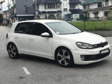 Used Volkswagen Golf GTi for sale