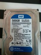 Western Digital 500GB HDD 3.5