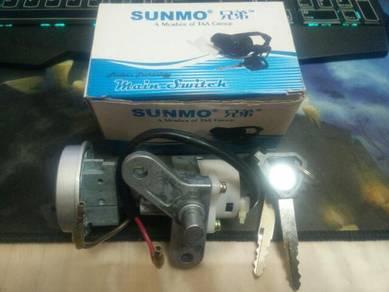 Kunci SUMO dan cover ekzos 135lc