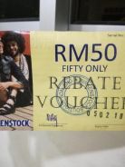 Rm 50 Ringit Voucher For Birkenstock