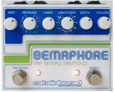 Catalinbread Tap Tempo Tremolo Effect