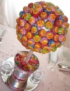 Valentine Gift - Lollipop Tree