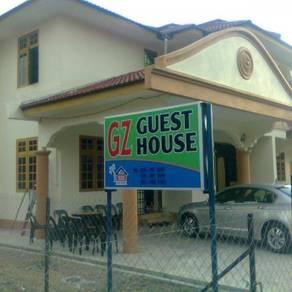 Gz guesthouse tmn harmoni tanah merah kelantan