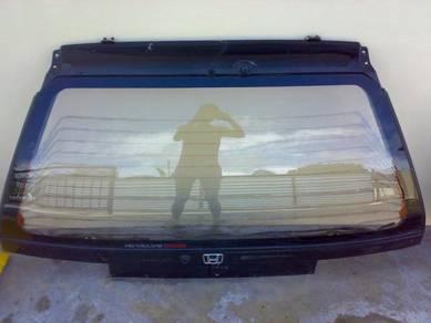 Honda ef2 rear bonet