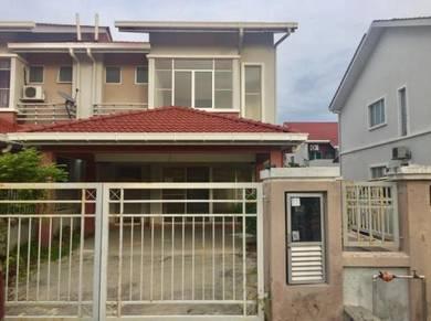 2 Storey End Lot Rumah Teres Laman Indah, Bandar Seri Putra Bangi