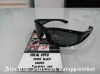 IDEAL SUNGLASSES (8970 Shine Black smk)