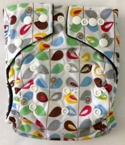 Babyland BAMBOO Cloth Diaper - Jasmine 3-13kg