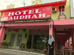 HOTEL RAUDHAH at KERTEH