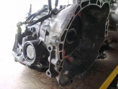 Wira 1.5 auto gearbox