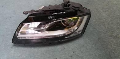 Audi B8 A5 head lamp prefacelift headlight