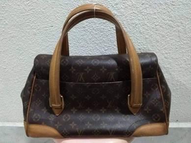 Handbag Louis Vuitton Monogram Canvas BeverlyGmbag