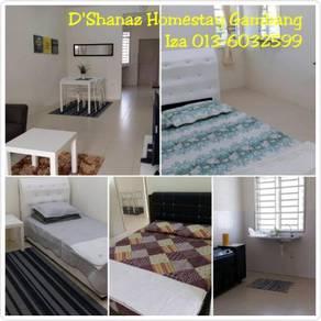 Homestay D'Shanaz Bukit Gambang