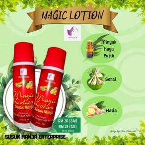 Magic lotion