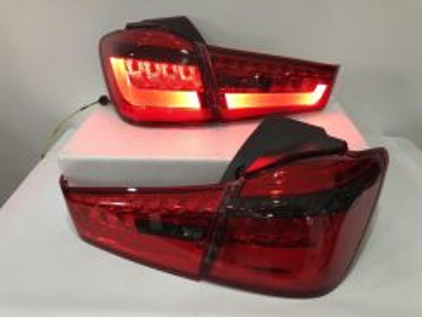 Mitsubishi ASX Sport 10-19 Led Tail Lamp Red
