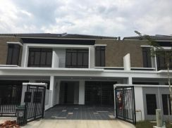 Unfurnished House for Rent, Austin Duta, Mount Austin, Bandar Dato Onn