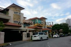 TRIPLE STY TERRACED HOUSE at TANJUNG BUNGAH,HILLSIDE, HILLVIEW GARDEN