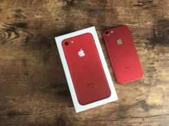 IPHONE 7 256GB MY LIMITED RED official