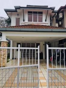 Double Storey Endlot Bukit Subang , Jalan Spektrum U6 , shah alam