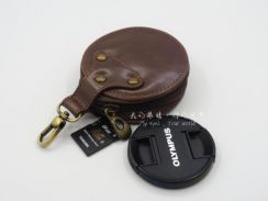 For storage lens cover and memory card