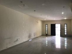 2 Storey Terrace House Commercial Use Basic Renovated at Jelutong