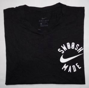 Nike Swoosh Made Dri-Fit Shirt (SIZE L)