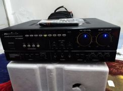 Amplifier Mixing Stereo