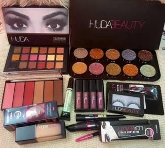Huda make up set