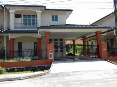 New 2-sty Semi-detached Hse, Highfields, Batu Kawa