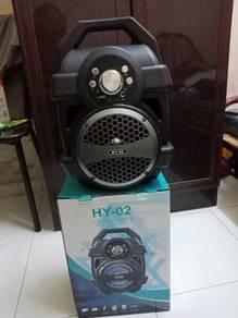Speaker HY-02 untuk dijual.