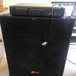 Speaker urgent sale