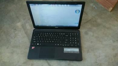 Laptop Acer Window 7