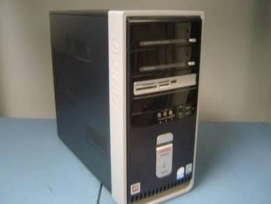 P4 computer CPU